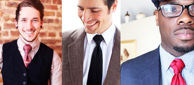Nudo de corbata Eldredge