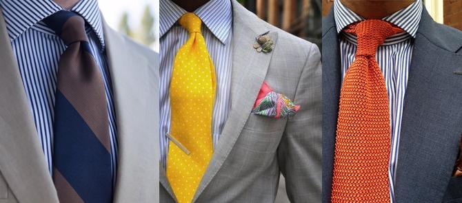 Nudo de corbata Christensen o Cruzado