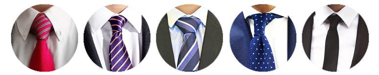 Nudos de Corbata Clásicos