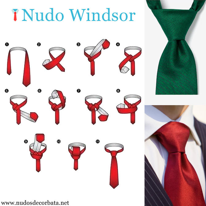 Como hacer nudo de corbata photo 72