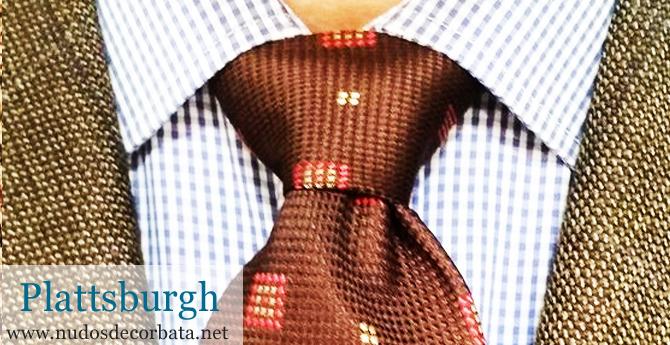 Como hacer el nudo de corbata plattsburgh paso a paso r pido for Nudos de corbata modernos