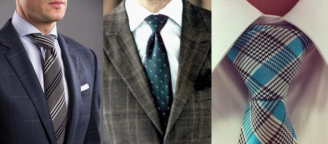 Ejemplos de Nudo de corbata pratt