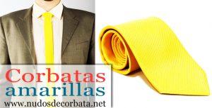 Corbatas Amarillas