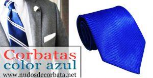 Corbatas Azules