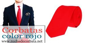 Corbatas Rojas