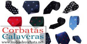 Corbatas de Calaveras