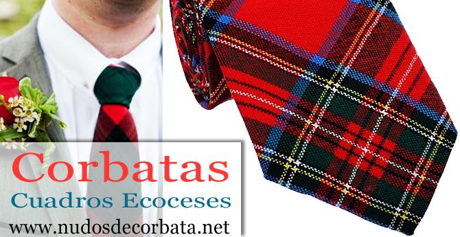 222785a30 ▷ Corbatas de Cuadros Escoceses - Más de 50 Disponibles en venta