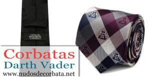 Corbatas de Darth Vader