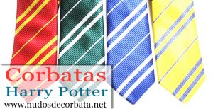 Corbatas de Harry Potter