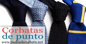 Corbatas de Punto disponibles para comprar on-line