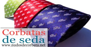 Corbatas de Seda disponibles para comprar on-line