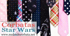Corbatas de Star Wars
